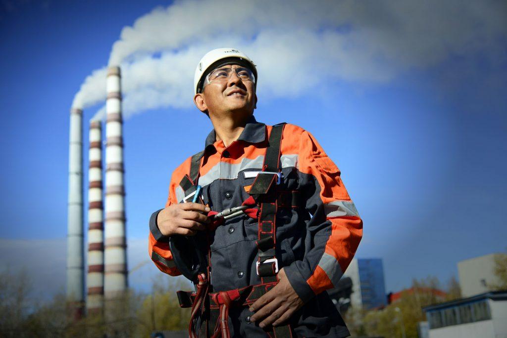 Аксуская электростанция: 50 лет тепла и света