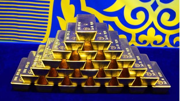 Выйти на «золотой» уровень (Тау-Кен Алтын)