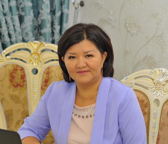 Жанара Аманжолова