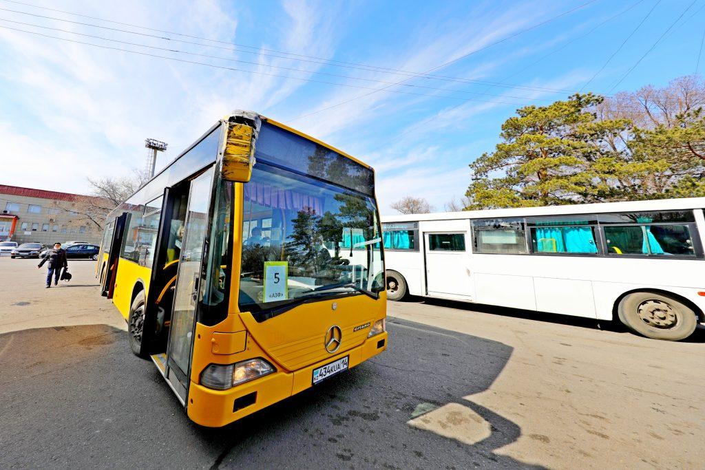 ERG обеспечила сотрудников бесплатным транспортом