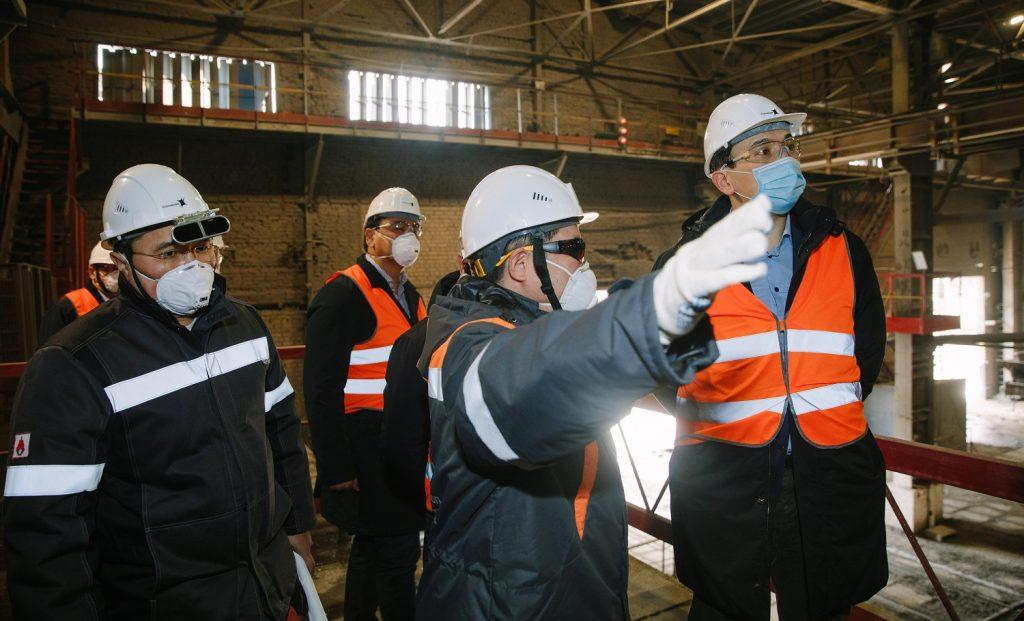 Актюбинский завод ферросплавов до конца 2022 года завершит модернизацию  цехов