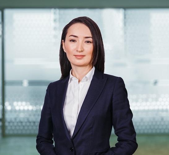 Алия Акжолова
